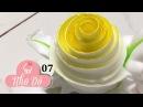 Học Làm Hoa Kem Banh Kem Bánh Sinh Nhật Đẹp ( 07 ) Learn flower cream Buttercream ( 07 )
