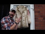 Adventures in Weathering a Coat