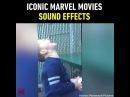🔊 The voice behind Iron Man's repulsor blastso