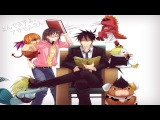 Явись, Азазель! 1 сезон 11 серия (Yondemasu yo, Azazel-san) HD Озвучка SHIZA Project