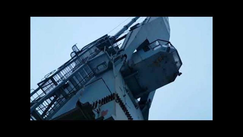 Мосты Запорожье Обзор крана СПК 14 25 Пуск ракет на Америку