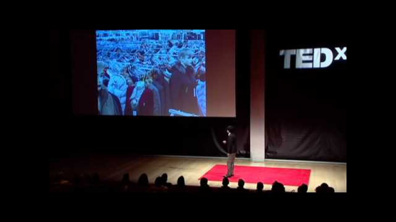 TEDxEast - Shohei Shigematsu - Super specific