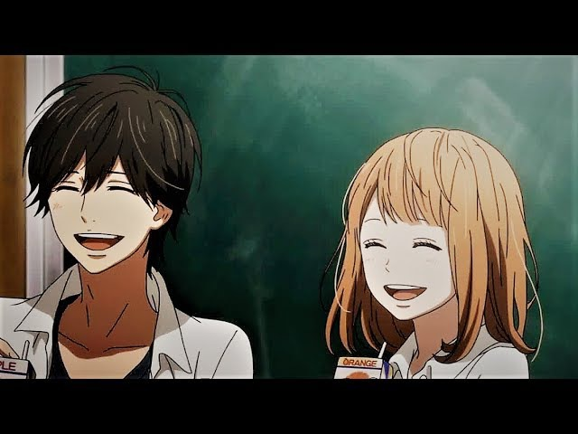 「 AMV 」- Happy End