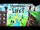 Happiness is NOT the Meaning of Life Alan Watts