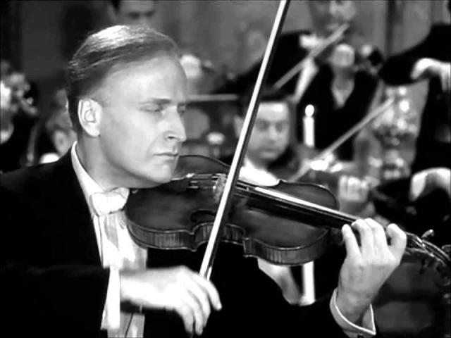1965 Mozart, Clouzot, Karajan, Menuhin K219 Adagio