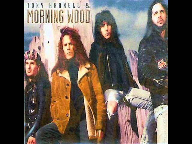 Tony Harnell - Morning Wood - Desperado