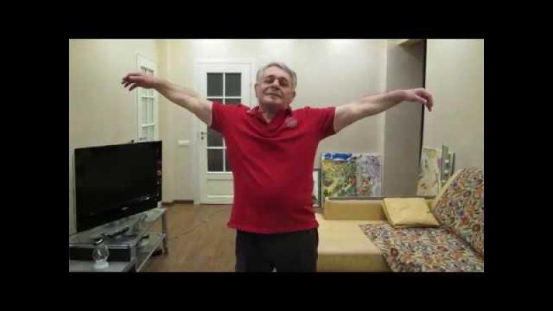 Хасай Алиев. Часть Метода Ключ - Синхрогимнастика с Новой парадигмой внимания