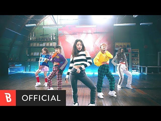 [M/V] GIRLKIND(걸카인드) - FANCI