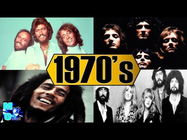 Top 100 Most Iconic Songs of the 70's