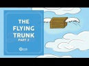 Learn English Listening | English Stories - 54. The Flying Trunk - Part 2