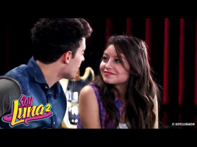Soy Luna 2 - Matteo canta Stranger con su novia Luna (Cap. 44) - HD
