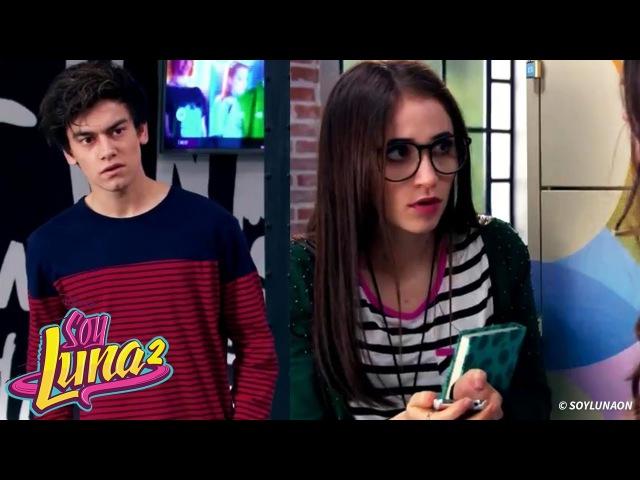 Soy Luna 2 - Gastón escucha que Xabi está loco por Nina (Cap. 44) - HD