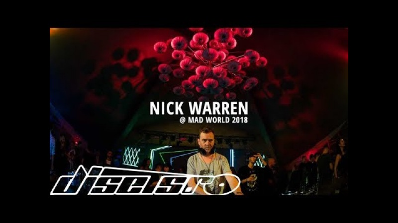Nick Warren @ Anonymous pres MAD WORLD 2018 31 12 2017