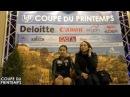 白岩 優奈 Yuna Shiraiwa Coupe Du Printemps FS from March 18 2018 Luxembourg
