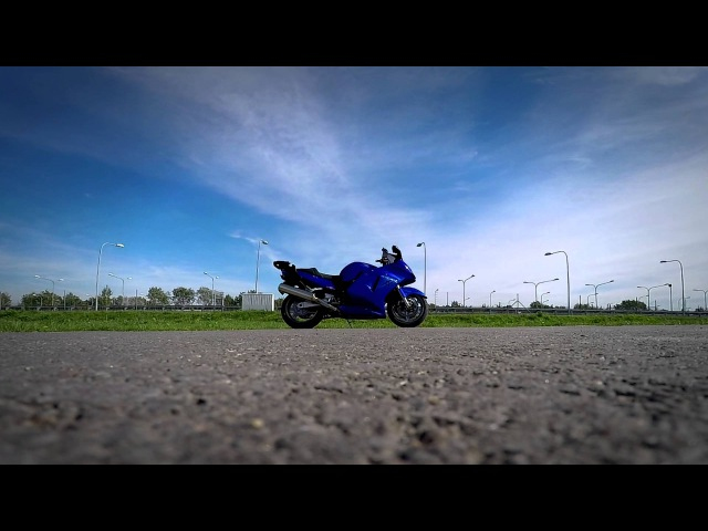 Meet my Honda CBR 1100 XX FHD