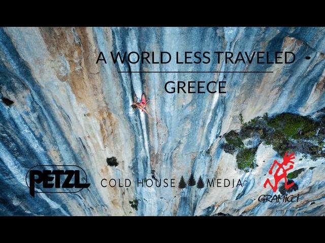 Greece || A World Less Traveled