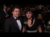 Оскар 2018 Kristen Anderson-Lopez and Robert Lopez Oscars Acceptance Speech Thank You Cam 2018