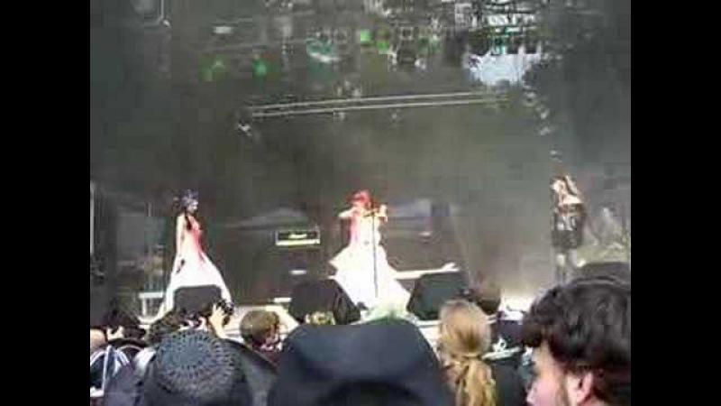 Emilie Autumn @ WGT - Liar (Intro)