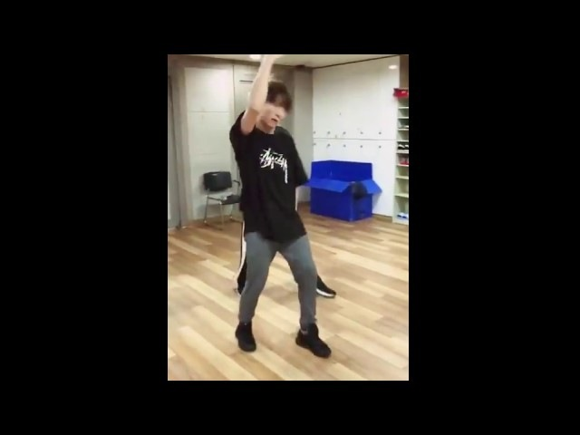 161231 BTS Twitter Update - Jungkook, V J-Hope dancing to Rainism by Rain Bi