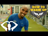 Warming Up For a Long Run  How to Win Like Mo