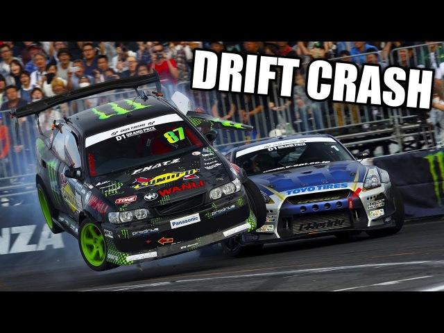 DRIFT CRASH AND FAIL COMPILATION 5 ドリフトクラッシュ