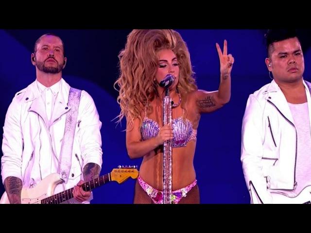 Lady Gaga Presents: artRAVE The ARTPOP Ball Live from Paris, Bercy DVD Livestream edit Part 1