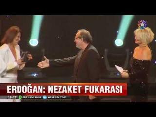 Cumhurbaşkanı Erdoğan'dan Meltem Cumbul'a