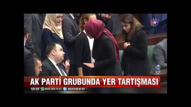 Ak Parti grubunda bakan danışmanlarının koltuk kapma mücadelesi