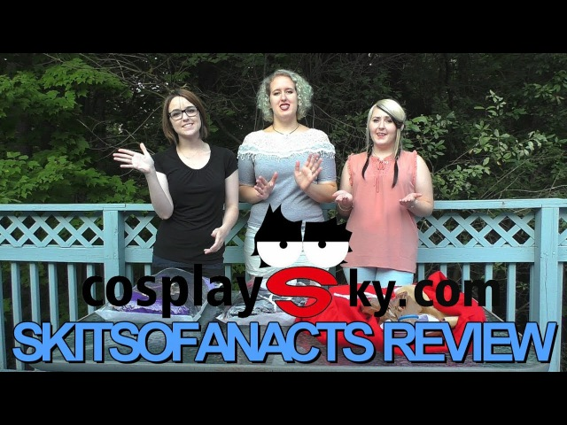 CosplaySky - Fate/Stay Night: Unlimited Blade Works Cosplay | SkitsoFanActs Review