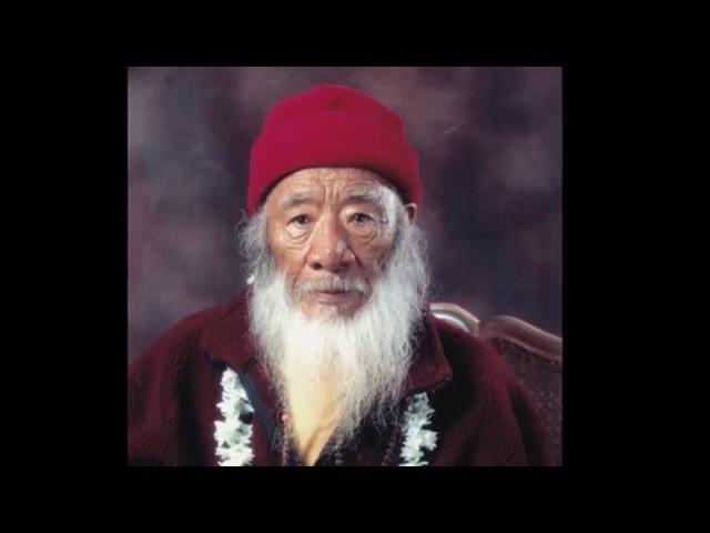 Kyabje Chatral Sangye Dorje Rinpoche - A Brief Photo Compilation