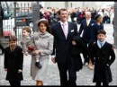 The most beautiful royal families