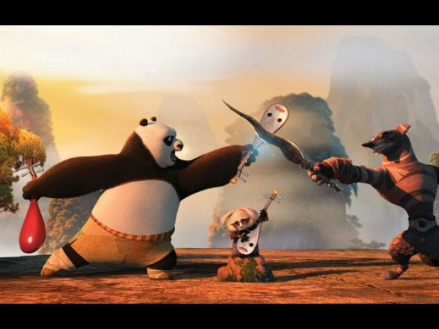 Видео к мультфильму Кунг фу Панда2 2011 Трейлер дублированный