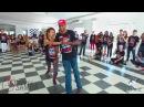 Baila Mundo - Jimmy de Oliveira e Suellen Violante (Maratona do Samba 2017)