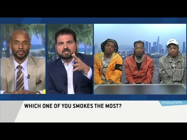 We Don't Smoke Weed