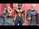 STRONG Workout RIPPED GRANDPA Jean Titus Bodybuilding motivation