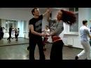 Бразильский танец зук