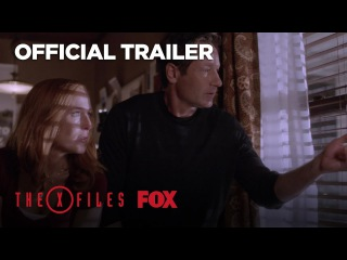 NY Comic-Con Official Trailer: THE X-FILES | Season 11 | THE X-FILES
