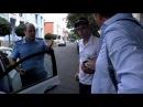 Краснодарские полицейские слепнут у здания краевого суда и прокуратуры