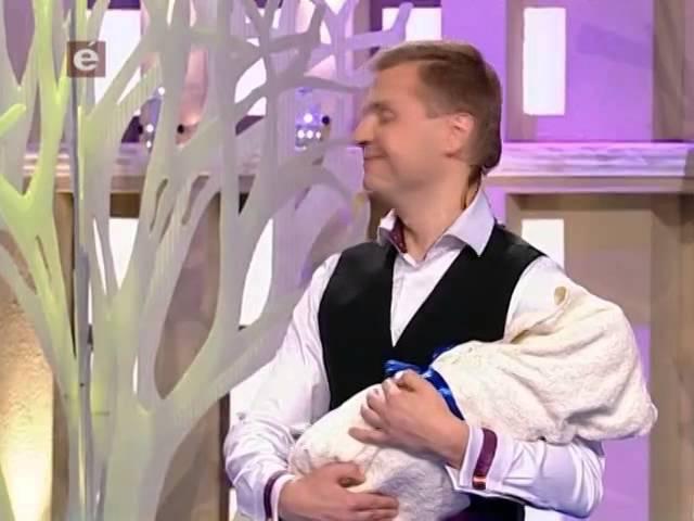 КВН Днепр Игорь и Лена выписка из роддома