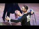WDSF Riga Baltic GP   Vadim Shurin - Anastasia Meshkova SF