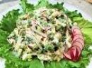 САЛАТ С РЕДИСОМ редиской и куриной грудкой Сытно и Вкусно Новый вкус Salad with Radish
