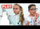 КУКУТИКИ PLAY - Новогодняя Песенка - Алиса и Артем - Поем праздничную песенку про Ел...