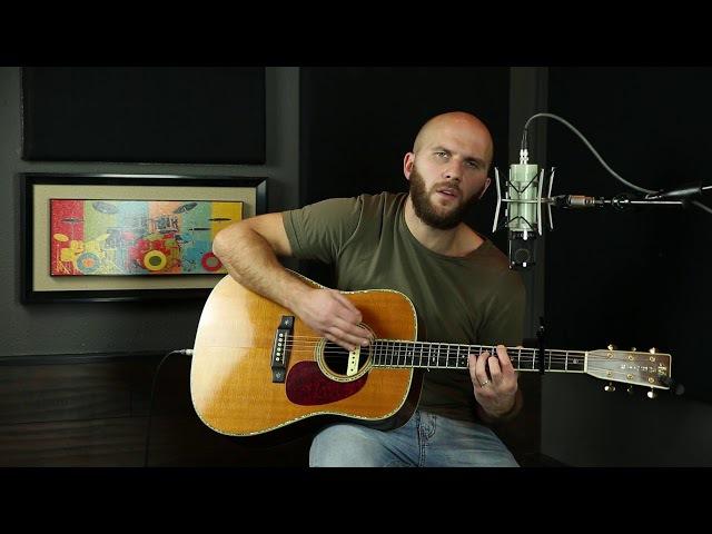 Город моей мечты - Song Tutorial Acoustic Guitar