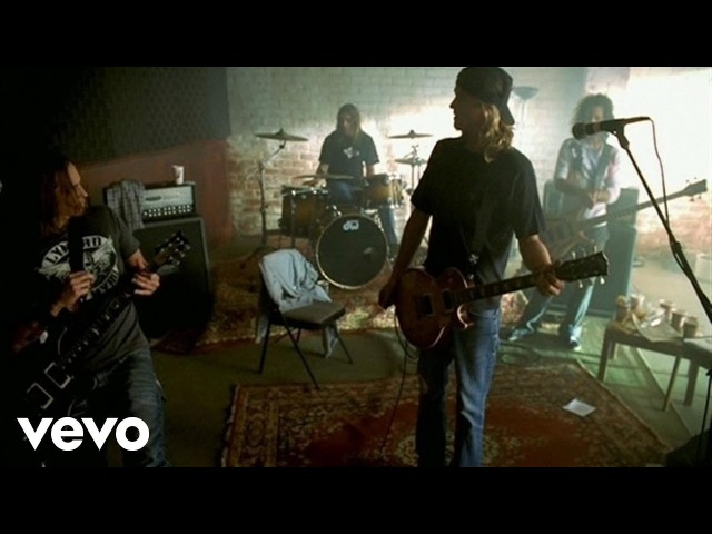 Puddle Of Mudd Spin You Around Official Video