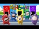 Песня про Телепузы для детей - Учим цвета на русском - Телепузы Семья пальчиков
