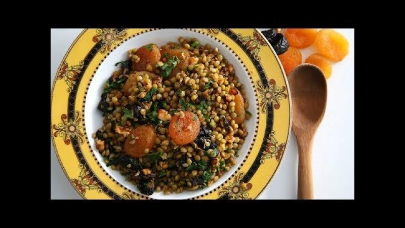 Mshosh Recipe - Armenian Cuisine - Heghineh Cooking Show