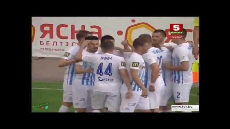★ DINAMO MINSK 3-0 RABOTNICKI ★ 2017-18 UEFA Europa League - All Goals ★