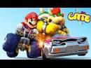 СУПЕР МАРИО КАРТ 8 - КРУТЫЕ ТАЧКИ 2 Прохождение игры Super Mario Kart 8 VS Bowser