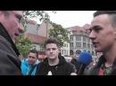 Dschihad und Ungläubige töten in Deutschland, sobald es geht - Moslem in Nürnberg
