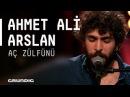 Ahmet Ali Arslan Akustikhane'de AÇ ZÜLFÜNÜ'yü sizin için söyledi! Akustikhane sesiniaç